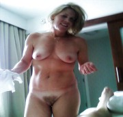 Mothers naked in the house