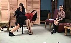 Homely Whooping Amazing Spanking Chick Fetish Sex