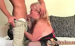 Chubby granny slut Jenifer