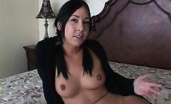 Haley Paige Gets Naughty