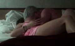 cheating wife fucks with co worker in the hotel room