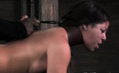 BDSM bondage slut interracial fucked