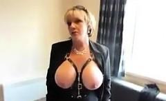 Mature Prostitute Giving A Blowjob