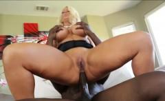 Aluras big tits lures big ebony cock
