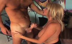 Penny Porsche Gets Load in the Face