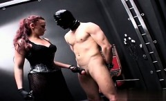 Sexy slut grinding on dick