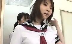 18yo Asian Students In A Reverse Gangbang