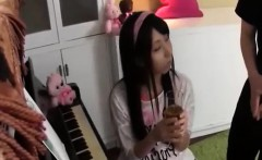 Adorable Sexy Asian Babe Banging