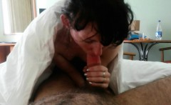 Exposed Sex with Skinny Brunette Wife of my neighbor