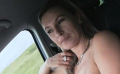 Alena's big natural tits and sweet pussy ready to be banged