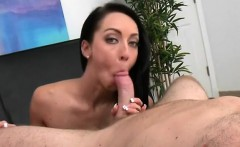 Sexy Assistant Gets Screwed And Jizzed On