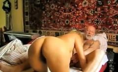 Russian Blonde Milf makes Homemade Sextape