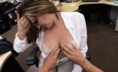 Foxy business woman fucked in exchange for a plane ticket