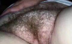 hairy amateur milf pussy close up video
