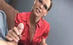 Mom Wants To Tease Her Son's Best Friend's Young Cock