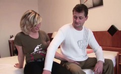 Mom and Dad in Privat SexTape for German Porn Casting