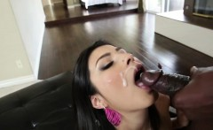 Miya Stone prefers anal interracial sex