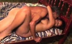 gorgeous slut gets her wet pussy lick and eaten by an old