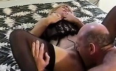 Hairy Granny Being Fucked By Her Husband