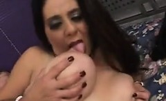 Thick Slut With A Hairy Pussy Wants A Dick