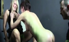 Fist fucked squirting teen