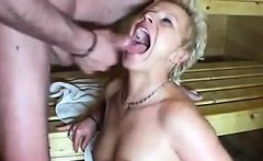 Mature Woman And Her Younger Man Fucking