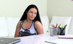 How shy you are - porn probe