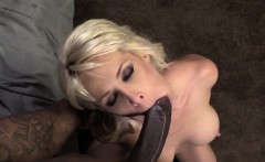 Mikki Lynn Gets Creampied By A Black Guy