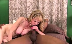 Slut Makes Out With Black Guy