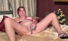 Horny wife ass cumshot