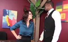 Date her on MILF-MEET.COM - Charlee Chase Makes A Black Guy