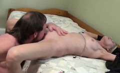 eating and fucking a hot granny's pussy