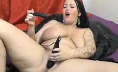Fat Busty Webcam Slut