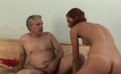 Stylish hunk had a wild time taming beauty's unshaved pussy
