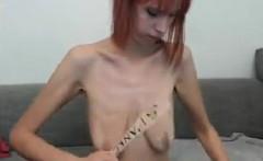 Slut With Very Saggy Breasts