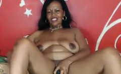 Old Ebony Webcam Whore