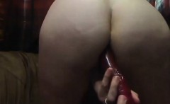 55 years old Tiffany toying live at home