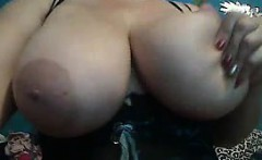 Latina With Huge Breasts