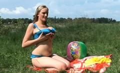 Sweetheart is having wild dildo pleasuring with girlfriend