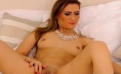 hot sexy babe loves masturbation show