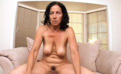 Wicked babe is delighting hunk with slippery blowjob