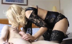 mature blonde wife cheating on her husband