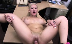 busty and athletic stripper gets hammered by shawns big cock