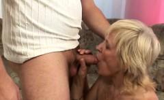 Russian grandma having sexual intercourse
