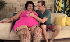 Chubby beauty Mia Riley hgets fucked hard