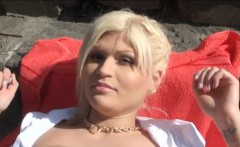 amateur eurobabe kitty rich pounded in public for money