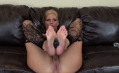 phoenix marie gets a thrill out of pleasing her holes with sex toys