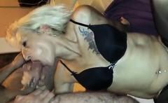 Incredible cuckold slut that is mature
