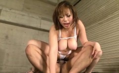 Neiro Suzuka huge tits beauty, amazes with her tight vag
