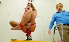 luxury BDSM anal action in gangbang